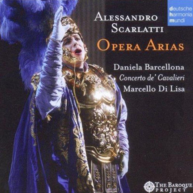 Opera Arias - Scarlatti