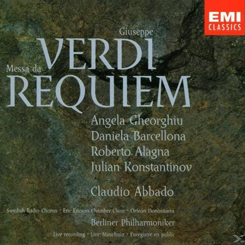 Messa da Requiem - Verdi