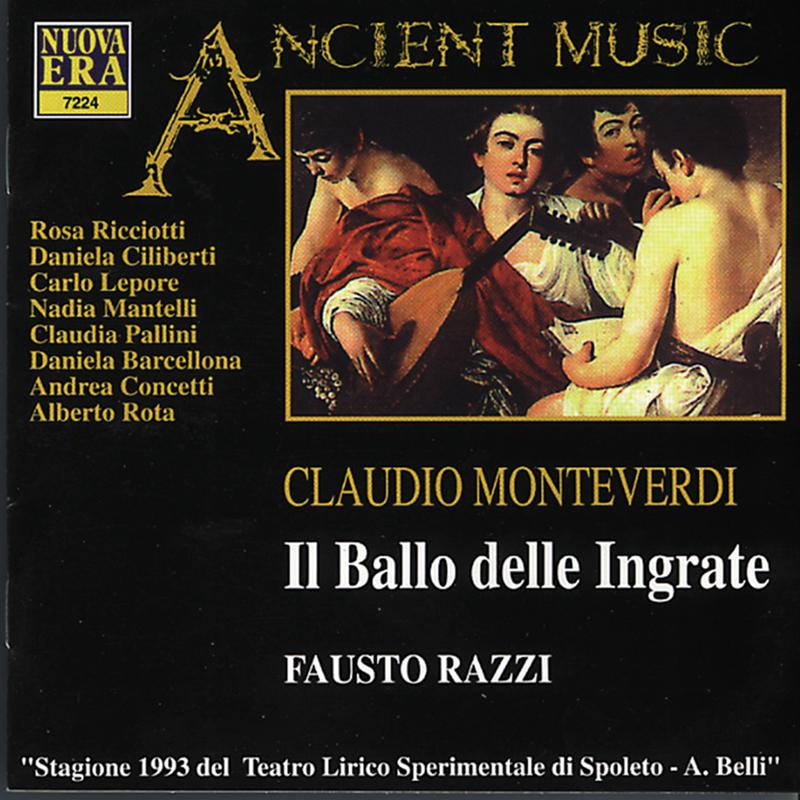 Il ballo delle ingrate - Monteverdi